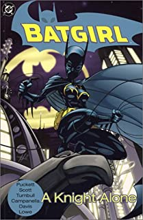 Batgirl Vol. 2: A Knight Alone