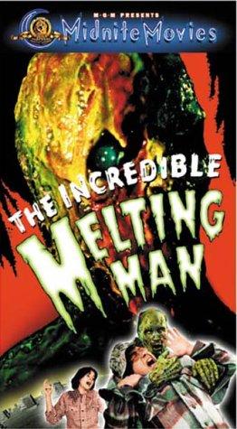 The Incredible Melting Man [VHS]