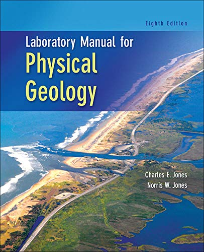 Laboratory Manual for Physical Geology