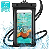 Ossky Pochette Étanche Smartphone Certifiée IPX8, Housse télephone étanche...