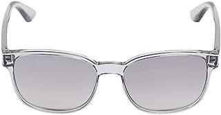 نظارة شمسية للنساء بنمط مربع ولون رمادي من اسبريت - مقاس 56-16-144 ملم - ET39084-505