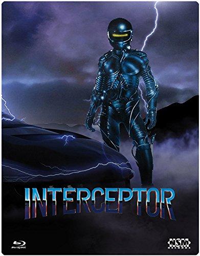 Interceptor - Uncut - Futurepak [Blu-ray] mit 3D Lenticular