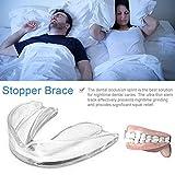 Protector Bucal Para Rechinar Los Dientes Protector Dental Profesional Nuevo Protector Antiarrugas Dental Nocturno Actualizado Para Dormir