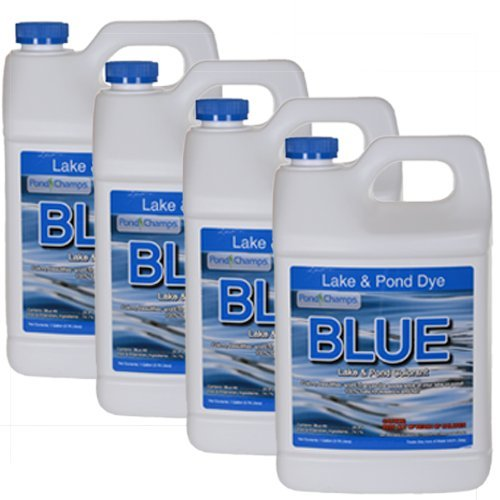 Blue Lake and Pond Dye (4 Gallon Value Pack)