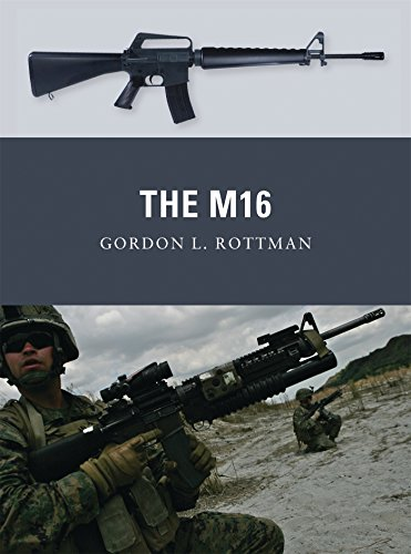 The M16 (Weapon, Band 14)