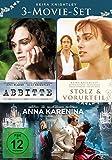 Keira Knightley - 3-Movie-Set