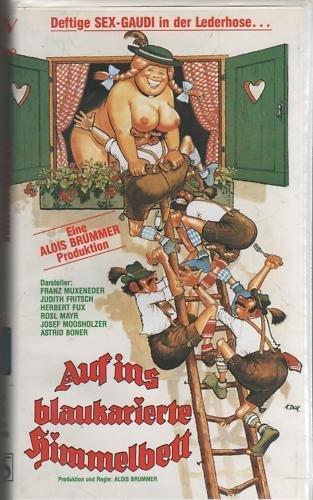 Auf ins blaukarierte Himmelbett [VHS]