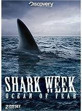 Discovery Channel Shark Week Ocean Of Fear LIMITED EDITION 2 DVD SET Includes BONUS DISC Sharks: A Family Affair