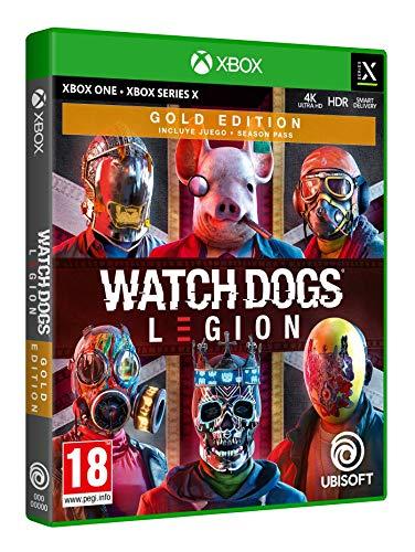 Watch Dogs Legion – Gold Edition