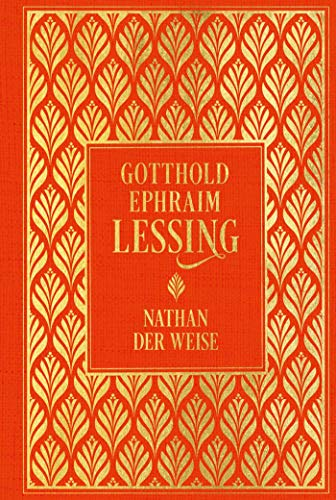 Nathan der Weise: Leinen mit Goldprägung