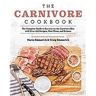 Maria Emmerich- The Carnivore Cookbook :Paperback