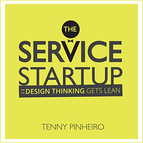 The Service Startup audiobook cover art