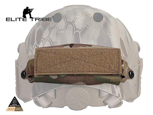 Ejército bolsa táctica EMERSON rápido casco Paintball bolsa de accesorios Multicam MC