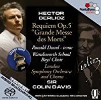 Berlioz: Requiem Op. 5 ;Grande Messe des Morts [Hybrid SACD] by London Symphony Orchestra (2008-07-29)