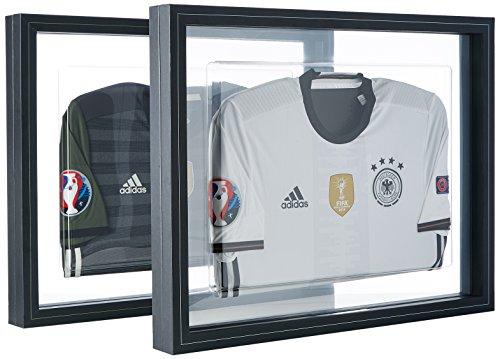 adidas Herren Sammlertrikot DFB-Collectors-Jersey Nationalmannschaften, weiß/Schwarz, M/50
