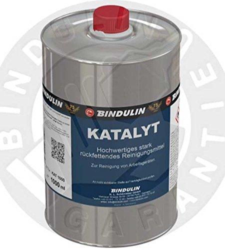 Katalyt stark rückfettendes Reinigungsmittel für Arbeitsgeräte inkl. 1 elastisches Microfasertuch (1.000 Gramm)