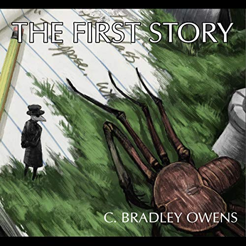 The First Story audiobook cover art