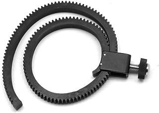AKFI Free Servo Follow Focus Gear Ring for feiyu AK Series AK4000 AK2000 Tangxi DSLR Camera Servo Follower