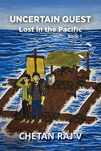 Uncertain Quest: Lost in the Pacific (Book 1) (English Edition)