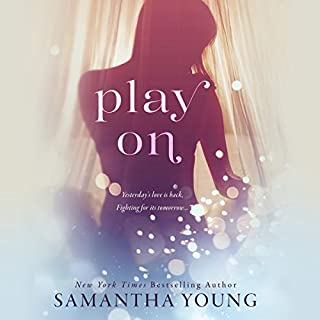 Play On                   De :                                                                                                                                 Samantha Young                               Lu par :                                                                                                                                 Claire Kilpatrick                      Durée : 11 h et 33 min     Pas de notations     Global 0,0