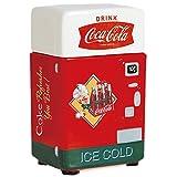 Westland–Cuaderno Coca-Cola máquina expendedora recipiente, 20,3cm, refresca mejor te