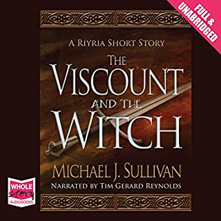 The Viscount and the Witch Titelbild