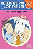 The Case of Piggy's Bank (Detective Paw of the Law: Time to Read, Level 3) (English Edition)