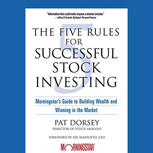 『The Five Rules for Successful Stock Investing』のカバーアート