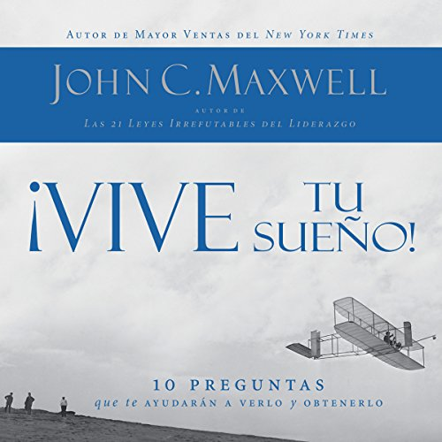 ¡Vive tu sueño! [Live your dream! ] audiobook cover art