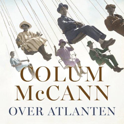 Over Atlanten [Over the Atlantic] audiobook cover art