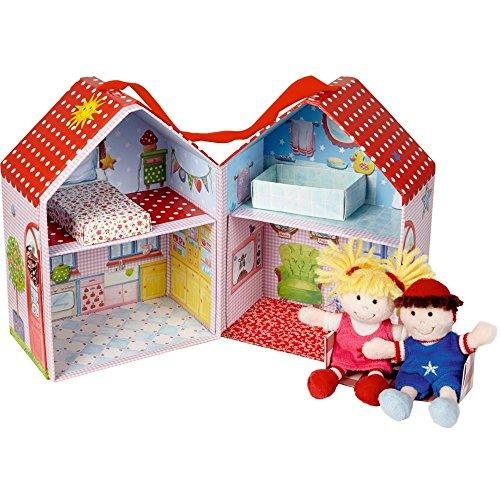 Spiegelburg 12814 Mini-Puppenhaus BabyGlück