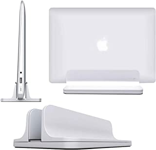 Mountain Stand Vertical Laptop Stand For External Monitor Or Use As Laptop Stand. Adjustable Laptop Stand Is Ideal for Mac...
