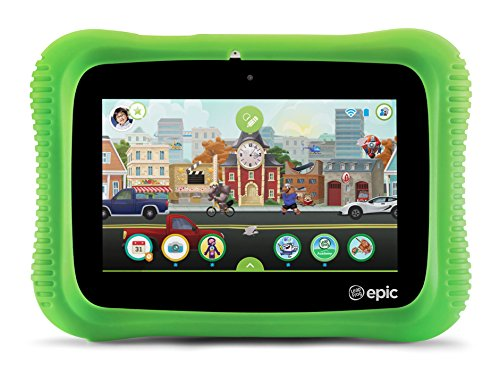 Our #3 Pick is the LeapFrog Epic Academy Edition