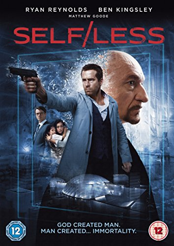 Self/Less [DVD] [2017]