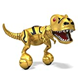Limited Edition Exclusive Zoomer Dino - Metallic Gold Finish by Spin Master