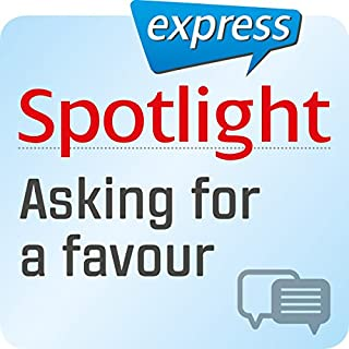 Spotlight express - Kommunikation: Wortschatz-Training Englisch - Um einen Gefallen bitten Titelbild
