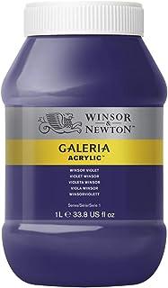 Winsor & Newton Tinta Acrílica Galeria W&N 1 Litro 728 Winsor Violet