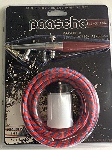 Aerógrafo Paasche H-CARD 0.6 Single Action