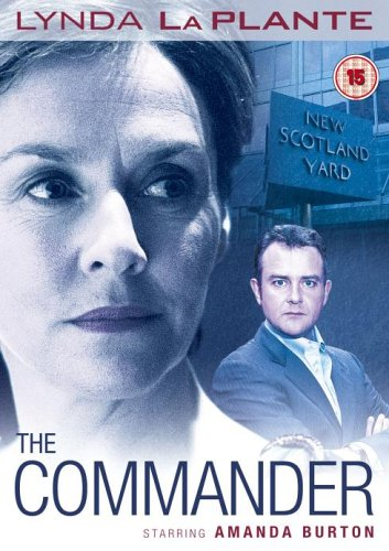 Lynda La Plante - The Commander - Vols. 1, 2 And 3