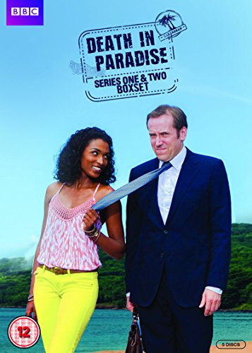 Death in Paradise Series 1 & 2 Boxset