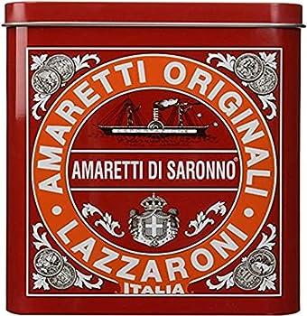 Lazzaroni Amaretti 16-Ounce Tin