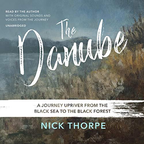 The Danube audiobook cover art