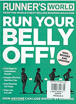 Unknown Binding Runner's World Run Your Belly Off Magbook 2016 Book