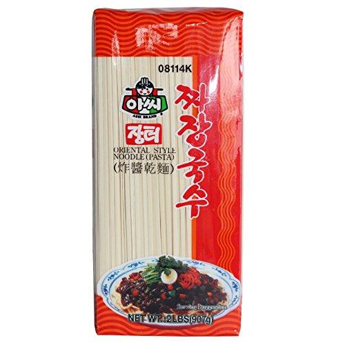 Assi Brand Koreanische breite Weizennudeln 907g