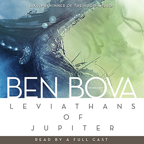Leviathans of Jupiter audiobook cover art