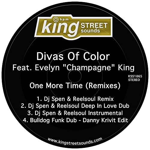 """Divas Of Color feat. Evelyn """"Champagne"""" King"""