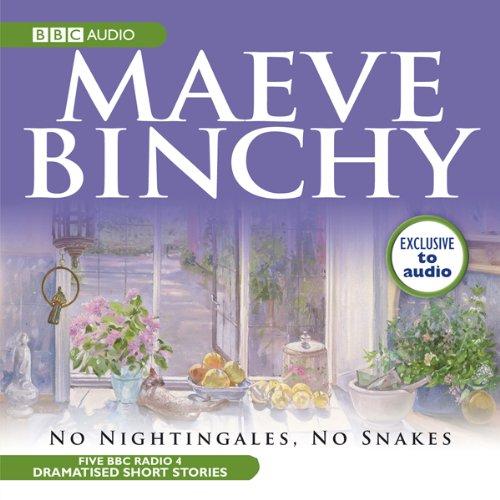 No Nightinggales, No Snakes (Dramatised) audiobook cover art