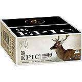 EPIC Venison Sea Salt & Pepper Bars, Whole 30, Keto Consumer Friendly, 12Ct Box...