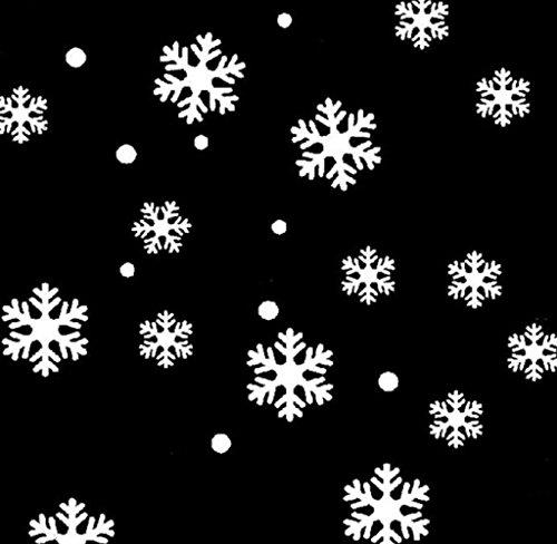 Covermason Mur fenêtre autocollants ange flocon de neige Noël Noël vinyle Art Stickers décoration