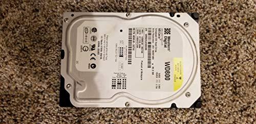 Western Digital WD800JB 80GB 7,200RPM 8MB Buffer